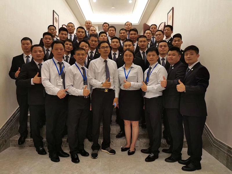企业公司上班制服